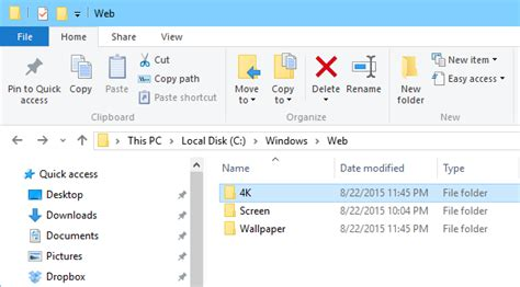 windows background themes stored where are desktop wallpapers and lock screen backgrounds