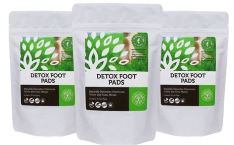 The Best Detox by About The Best Detox Foot Pads Where To Buy Detox Foot Pads