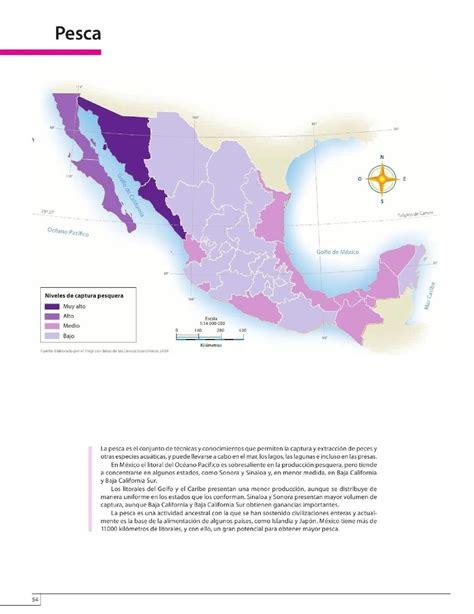 Atlas De Mxico 4 Grado 2015 2016 | libro atlas de mexico 4to grado de primaria 2016 2017