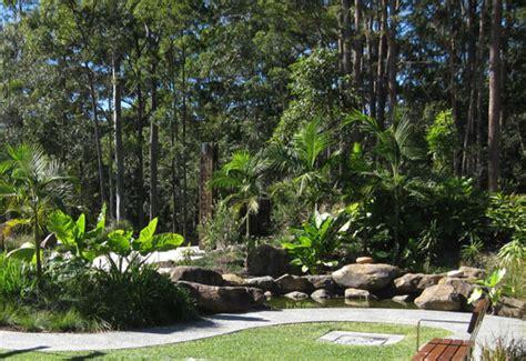 Maroochy Botanic Gardens Maroochy Botanic Gardens Arts Ecology Centre Maroochy Australia Guymer Bailey Landscape