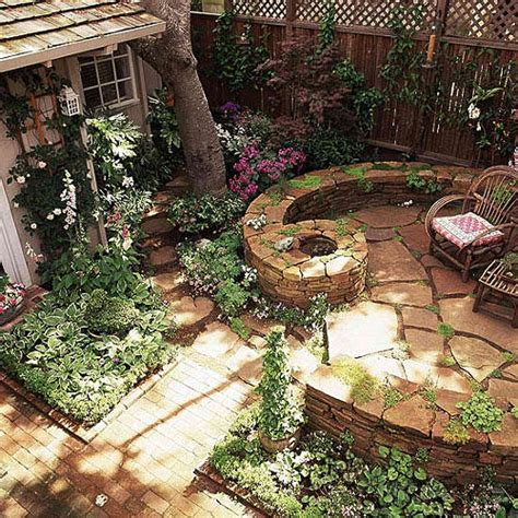 12 Gorgeous Small Patios Interior Design Inspirations Small Garden Patio Designs