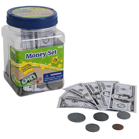 bathtub eureka tub of money educational products eureka school