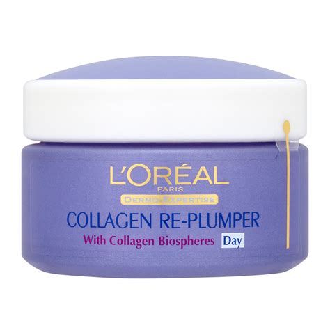 Collagen Loreal l or 233 al dermo expertise wrinkle de crease collagen