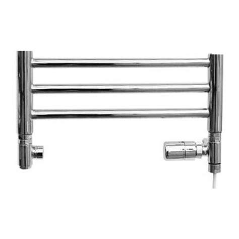 dual fuel bathroom radiators jis dual fuel radiator valves with trv uk bathrooms
