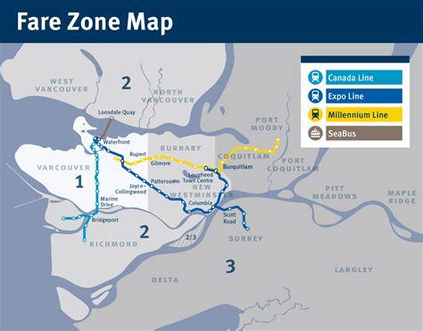 第一次在溫哥華搭捷運 skytrain 和公車就上手 2017 05 10更新 胖哥與露西的旅遊記錄 加拿大生活