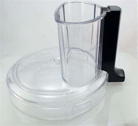 Kitchenaid Food Processor On Ebay Kitchenaid Food Processor Bowl Lid Kfp7wwcob Ap4500760