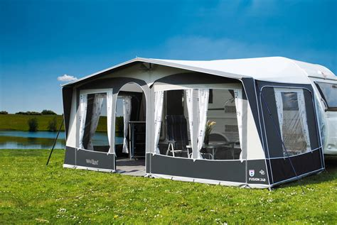 Best Caravan Awnings by Walker Fusion 240 Caravan Awning