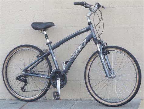 Aluminum Comfort Bike by 16 5 Quot Trek Navigator 2 0 Aluminum Comfort Commuter Bike 5
