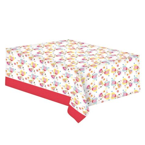 Peppa Pig Table by Peppa Pig Table Cover