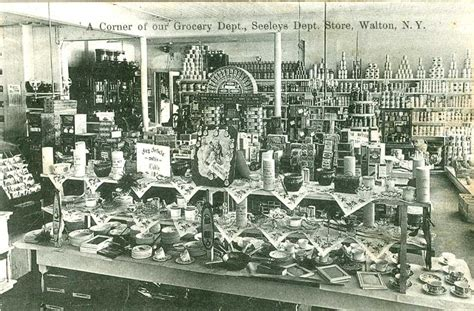 Seeley's Department Store, Walton - Delaware County NY ...