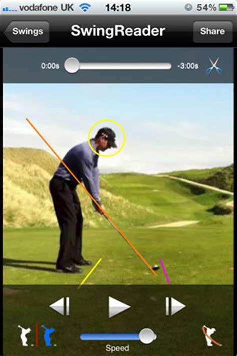 swing by swing golf app review swing reader golf swing analyzer golf app review golfalot