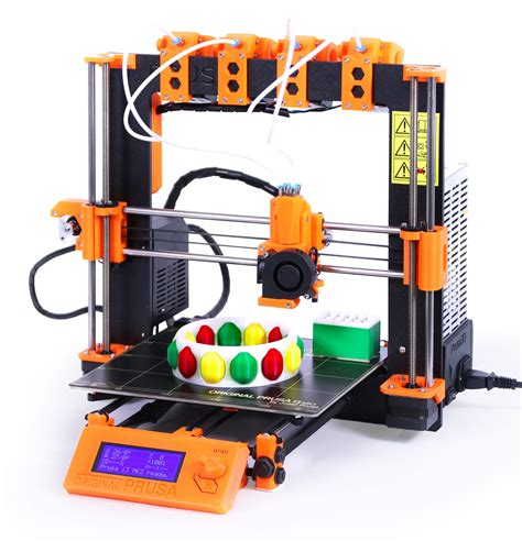 color 3d printer original prusa i3 mk2 multi material upgrade release