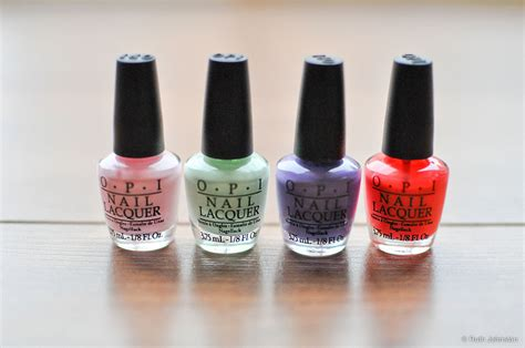 Opi Nail Products by Opi Products