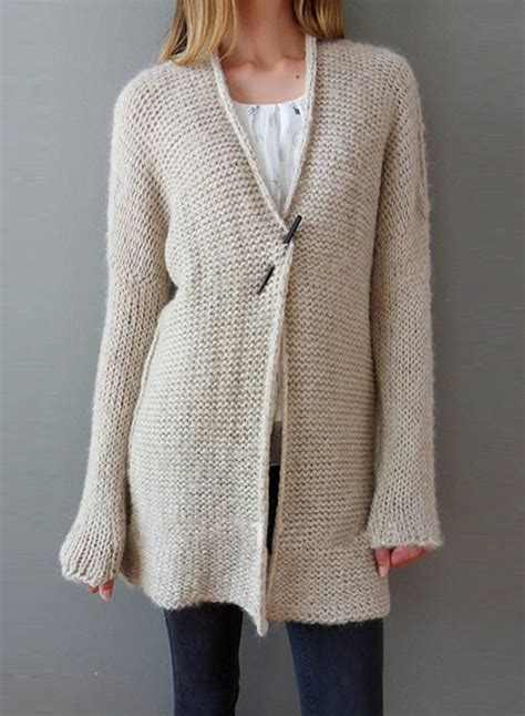 Sweater Cardigans 11 s fit open front knit cardigan sweater roawe