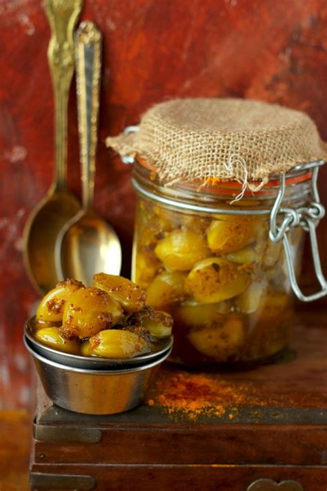 au f駑inin cuisine die besten 25 indisches pickle rezept ideen auf