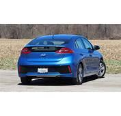 2018 Hyundai Ioniq Plug In Prototype Review Move Over Prius