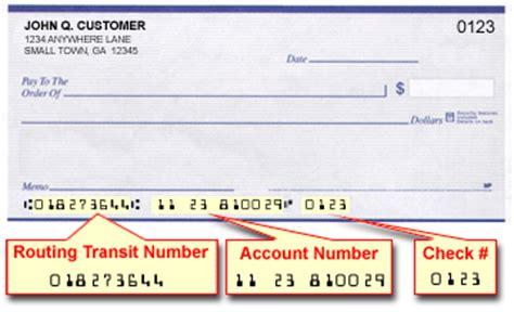 bank transit routing number checkfree webpay 3 2 3
