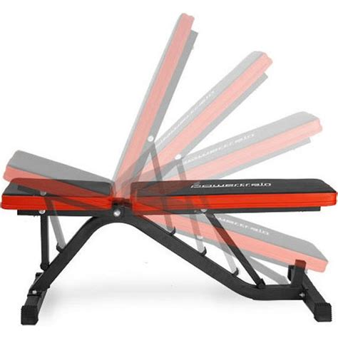 buy decline bench powertrain adjustable incline decline gym bench buy ab