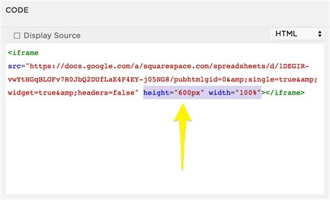 imagenes html width displaying files on your site squarespace help