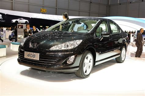 used peugeot 408 100 used peugeot 408 spied peugeot updating chinese