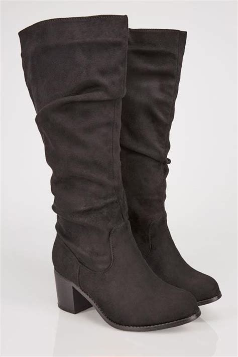 wide calf boots wide calf fitting boots yours