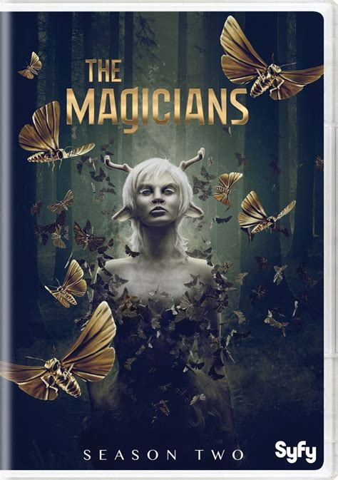 Two Cover by The Magicians Dvd Release Date