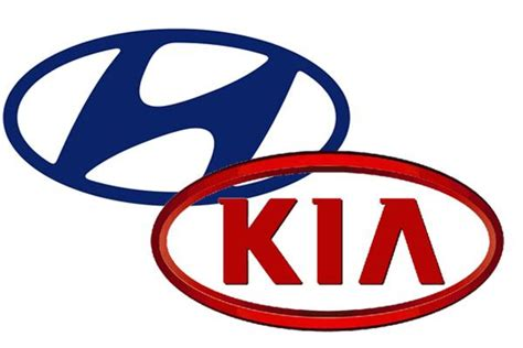 hyundai kia logo hyundai kia forecast slowest sales growth in 10 years