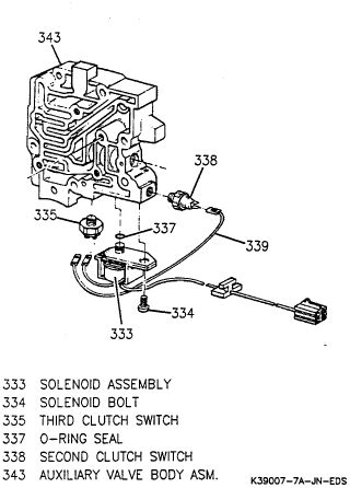transmission control 1989 pontiac grand am electronic valve timing 1994 buick century 4 cylinder vehicle starts and runs fine until it gets up to normal operating