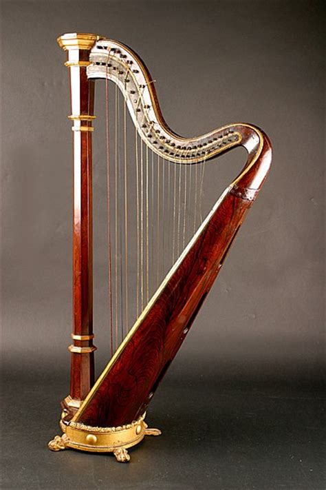 L Harps by Maud Gonne A Harp Given To By Wb Yeats