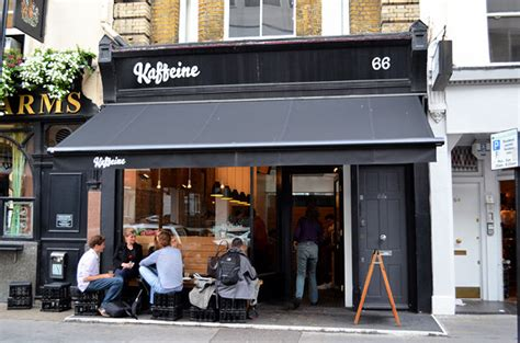 kaffeine coffee bar great titchfield street fitzrovia