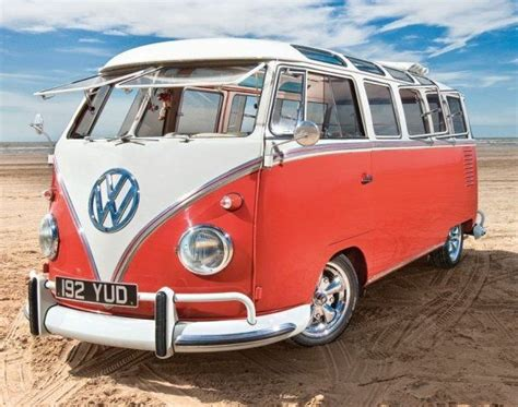 volkswagen bus beach great car on the beach vw cer vans pinterest