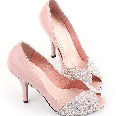 Fresco Schoen Sandal Platform Pink pink mid heel pumps heels zone