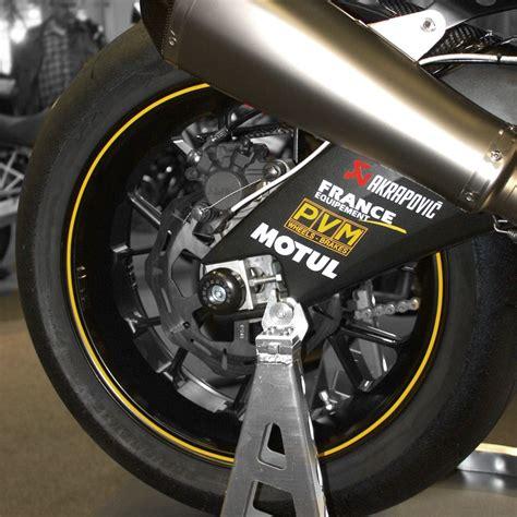 Felgenaufkleber Motorrad Gold by Felgenrandaufkleber F 252 R Motorrad
