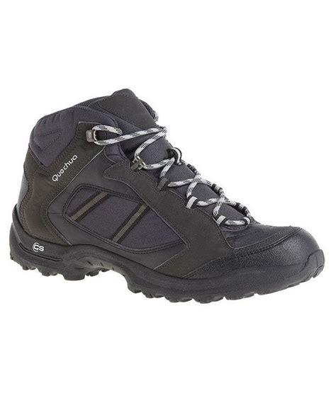 quechua running shoes quechua forclaz 50 grey hiking shoes 8244102 buy