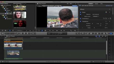 final cut pro youtube video how to crop video in final cut pro x fcpx youtube