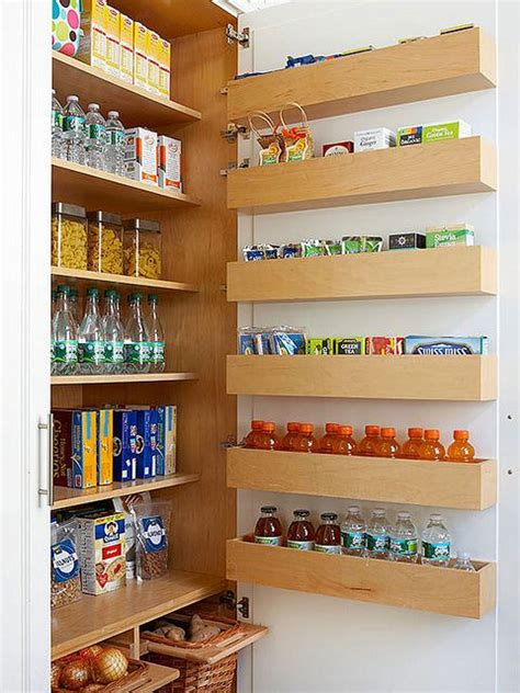 Small Pantry Storage by Small Storage Pantry Door Storage Solutions