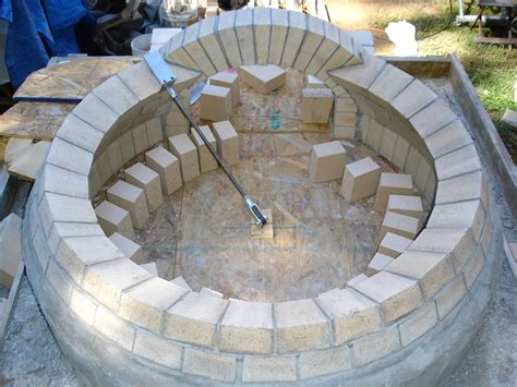 build pizza oven dome outdoor furniture design and ideas