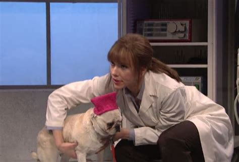 snl pug snl uses johansson and a pro pug to mock libs in gem of a