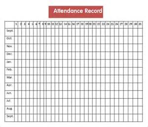 get printable calendar employee attendance calendar