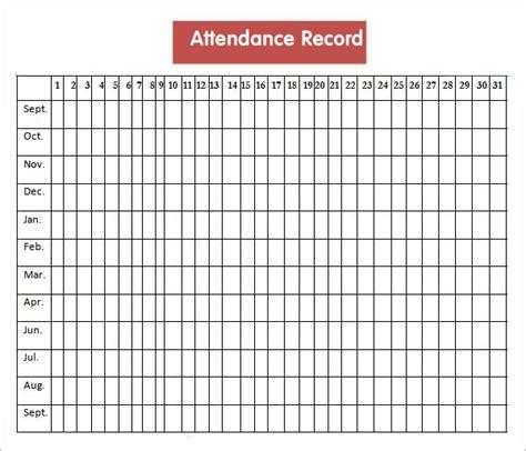weekly attendance register template get printable calendar employee attendance calendar