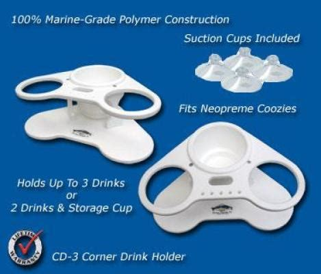 corner with cup holders top quality marine and fishing accessories