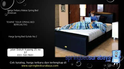 Jual Bed Comforta Surabaya jual springbed surabaya