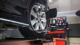 Truck Wheel Alignment Wheel Alignment Vs Front End Alignment Is There A