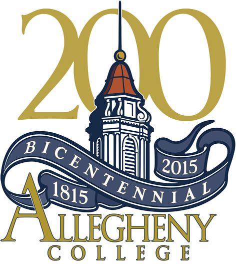 Allegheny College Academic Calendar Academic Themes 171 Bicentennial Allegheny College