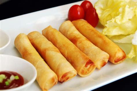 Sring Roll Sumpia Special Sarikaya lumpia rolls recipes dishmaps
