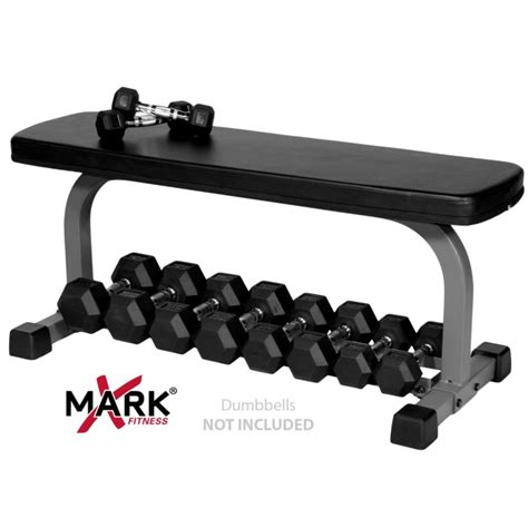 weight benches with weights included xmark xm 4414 flat weight bench review
