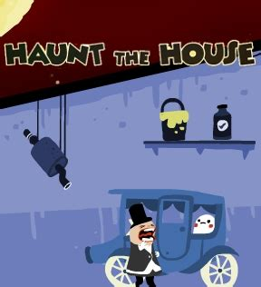 haunt the house free game 301 moved permanently