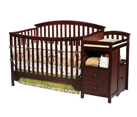 Baby Cribs On Clearance by Children Crib N Changer On Clearance For 55 99
