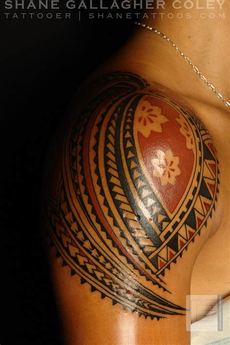 fijian tattoo designs polynesian tattoos polynesian shoulder