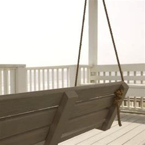 how to hang porch swing how to hang a porch swing with rope swings porches and